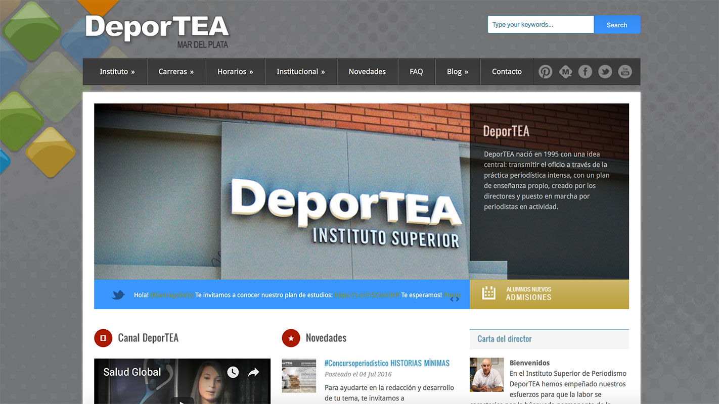deportea.edu.ar
