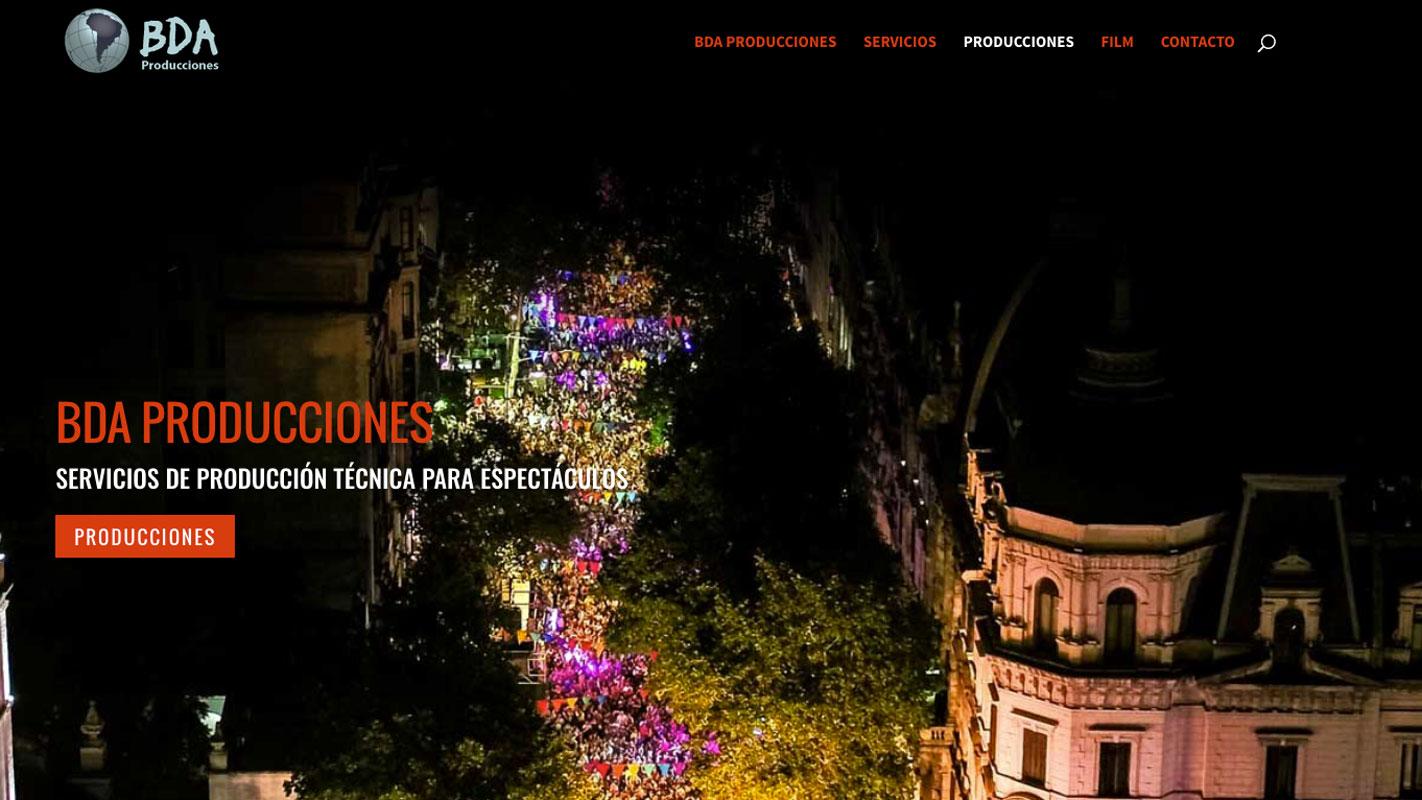 bdaproducciones.com.ar